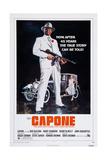 Capone  Front: Ben Gazzara; Back: Susan Blakely  1975