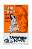 Operation Snafu  Top Right: Sean Connery  1961