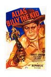 Alias Billy the Kid  Sunset Carson  1946