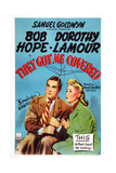 They Got Me Covered  Bob Hope  Dorothy Lamour  1943