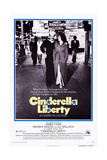 Cinderella Liberty  from Left: James Caan  Marsha Mason  1973