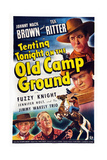 Tenting Tonight on the Old Camp Grounds  1943