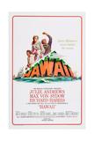 Hawaii  Richard Harris  Julie Andrews  Max Von Sydow  1966