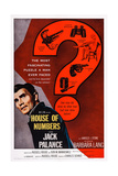 House of Numbers  Jack Palance  1957