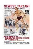 Tarzan Goes to India  Jock Mahoney  1962