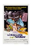 The Devil's Widow  (Aka the Ballad of Tam Lin)  Ian Mcshane  Ava Gardner  1970