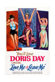 Love Me or Leave Me  Doris Day  1955