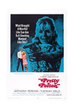 Pretty Poison  L-R: Anthony Perkins  Tuesday Weld  1968