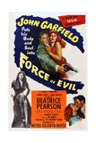 Force of Evil  John Garfield  Marie Windsor  1948