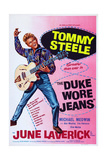 The Duke Wore Jeans  Tommy Steele  1958
