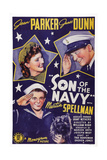 Son of the Navy  from Top Right: James Dunn  Jean Parker  Martin Spellman  Toto the Dog  1940