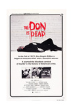 The Don Is Dead  Anthony Quinn (Top)  1973
