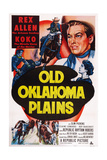 Old Oklahoma Plains  Rex Allen (Top Right)  1952
