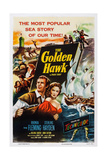The Golden Hawk  from Left: Sterling Hayden  Rhonda Fleming  1952