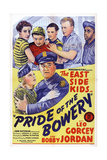 Pride of the Bowery  1940