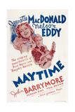Maytime  Jeanette Macdonald  Nelson Eddy  1937