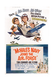 Mchale's Navy Joins the Air Force  1965