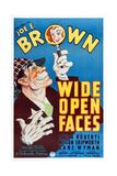 Wide Open Faces  Joe E Brown  1938