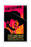 Coogan's Bluff  Clint Eastwood  1968