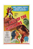 The Last of the Mohicans  from Left: Binnie Barnes  Randolph Scott  Henry Wilcoxon  1936