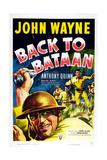 Back to Bataan  John Wayne  1945