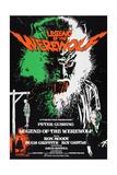 Legend of the Werewolf  Bottom Right: Peter Cushing  1975