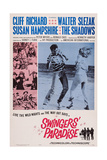 Swingers' Paradise  (Aka Wonderful Life)  Right from Left: Cliff Richard  Susan Hampshire  1964
