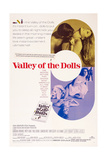 Valley of the Dolls  from Top: Sharon Tate  Patty Duke  Susan Hayward  Sharon Tate  1967