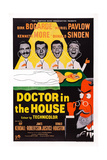 Doctor in the House  from Left: Donald Sinden  Kenneth More  Dirk Bogarde  Donald Houston  1954