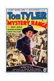 Mystery Range  Center: Tom Tyler  1937