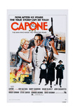 Capone  Top from Left: Susan Blakely  Ben Gazzara  1975