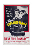 Ransom!  from Left: Donna Reed  Glenn Ford  1956