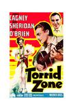 Torrid Zone  from Left: Ann Sheridan  James Cagney  Pat O'Brien  1940