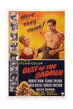 Best of the Badmen  from Left: Claire Trevor  Robert Ryan  1951