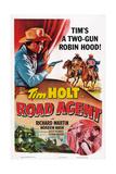 Road Agent  1952