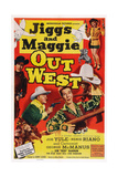 Jiggs and Maggie Out West  1950