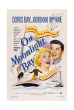 On Moonlight Bay  from Left: Doris Day  Gordon Macrae  1951