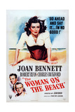 The Woman on the Beach  Joan Bennett  Robert Ryan  Charles Bickford  1947