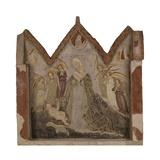 Triptych with Nativity Scene  1450