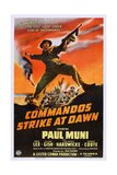 Commandos Strike at Dawn  Paul Muni  1942