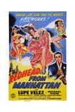 Redhead from Manhattan  Lupe Velez  1943