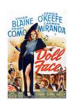 Doll Face  Carmen Miranda  Perry Como  Vivian Blaine  Dennis O'Keefe  Martha Stewart  1946