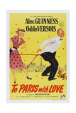 To Paris with Love  1955