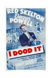 I Dood It  Jimmy Dorsey  Red Skelton  Eleanor Powell  1943