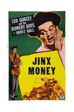 Jinx Money  Left: Huntz Hall; Top Right: Leo Gorcey  1948