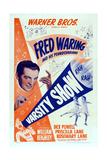Varsity Show  Left: Fred Waring  1937
