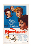 The Matchmaker  from Left: Anthony Perkins  Paul Ford  Shirley Booth  Shirley Maclaine  1958