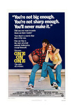 One on One  L-R: Robby Benson  Annette O'Toole  1977