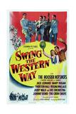 Swing the Western Way  the Hoosier Hotshots  1947