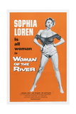 Woman of the River  (Aka La Donna Del Fiume  Aka the River Girl)  Sophia Loren  1955